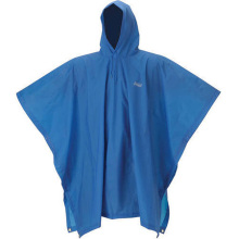 Reusable PVC rain poncho