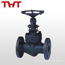 Forged steel globe valve