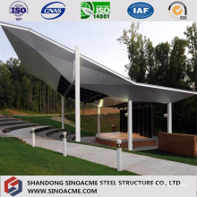 Commercial Steel Structure Building for Amphitheater