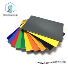 Фторуглеродная алюминиевая пластиковая панель Acm Sheet