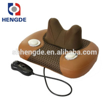 2016 Hot sale alívio da dor nas costas e pescoço massageador, massageador de volta massageador
