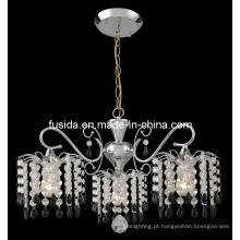 Modern Crystal Pendant Light, Deer Anlter Chandelier em China com Certificado CE