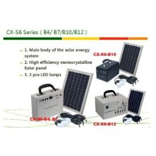 Multi-function Solar lighting System