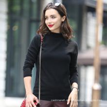100% Kaschmirpullover Damen Strickbekleidung für den Winter