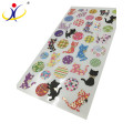 Customized Size!Made in China superior quality cartoon sticker sheet