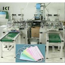 Nueva mascarilla desechable que hace la máquina Kxt-FKM10