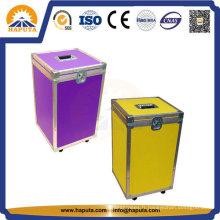 Boîtier en aluminium coloré pour vol & Transport (HF-1200)