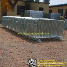 Galvanized Powder Coated Traffic Control Barrier