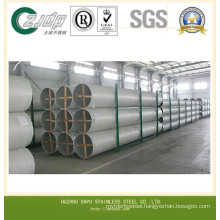 ASTM 304 410 430 Stainless Steel Tubes/Pipe