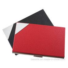 Кожаный портфель для визитных карточек из кожи