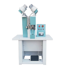Mesin Punching & Eyeletting Automatik Double-side
