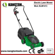 Cortadora de césped eléctrica de la máquina del cuidado del césped 1000W (ELM1413)