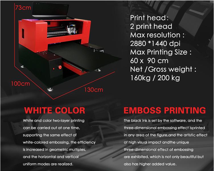 6060 uv printer