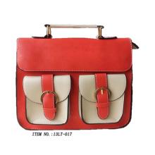 Последние моды женщин кожаные стеганые сумки плеча / сумка