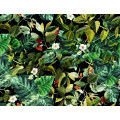 Hot Sale Printed Nylon Fabric for Swimwear (ASQ074-1)