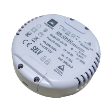 20 W 24 v constant voltage dimbare led driver