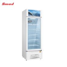 216L Supermarket Cold Drink Display Showcase Refrigerator To Australia