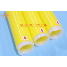 Yellow Silicone Rubber Cold Shrink Tube for Cable&Connector Insulation