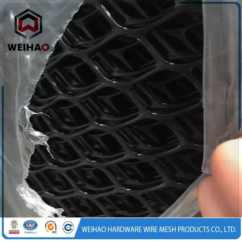 Plastic Windbreak Safety Netting/Green Color Hexagonal Hole