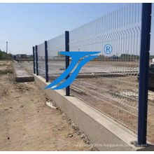 Triangle Bending Fence / Curvy Welded Fence