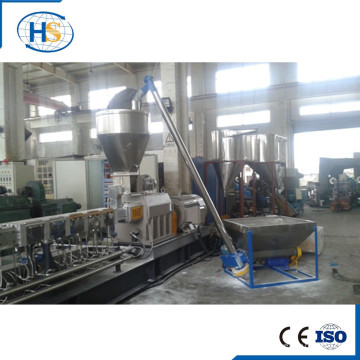 Nanjing Haisi PP/PE Compouding Pellet Line for Color Masterbatch