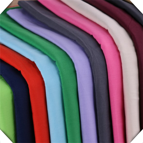 Polyester 65 Cotton 35 Dyed Fabric