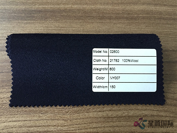 Hot Promotions Durable Wool Fabric