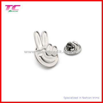 Kundenspezifische Metall Logo Emblem Revers Pin
