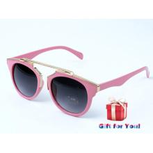 Modische Art und Weise kühle mehrfarbige runde Rahmen-Sonnenbrille Cestbella spezielle Geschenk-Sonnenbrille