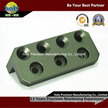 Winkel-Block CNC-fräsende Bearbeitung 6063 CNC-Aluminiumbearbeitung