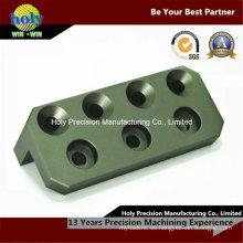 CNC del bloque del ángulo que trabaja a máquina 6063 CNC que trabaja a máquina del aluminio
