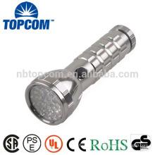 high power aluminum 28 led flashlight