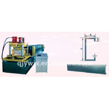 Rolo automático do Purlin do aço frio de QJ C que forma a máquina
