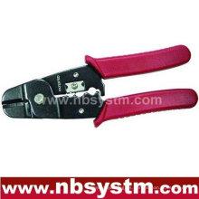 Cortador y separador de cables coaxiales