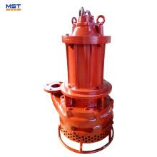 Abrasive Feststofftauchentwässerung
