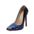 New Style Lady High Heel Sexy Shoes (Y 49)
