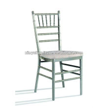 Cadeira de alumínio chiavari para casamento XA3005