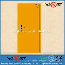 JK-F9012 fire resistant steel interior door best price