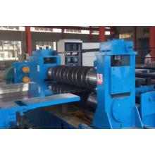 Ligne de refendage de tôles d'acier galvanisé