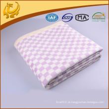 De qualidade superior, cachemira, sentindo, tecido, jacquard, escovado, seda, lance, com, dobrado, borda
