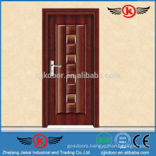 JK-SW9022 steel wooden armor door/steel wooden door