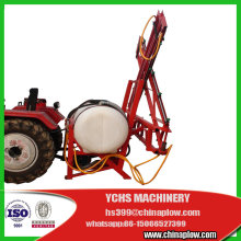 Tractor Mounted 400L Agricultural Boom Sprayer for 4 Wheel Tractor