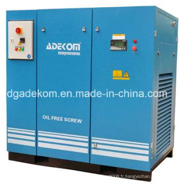 Compresseur d'air à vis rotatif industriel sans huile VSD (KC45-10ET) (INV)