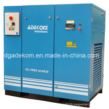 13 Bar Silence Oil Free Rotary Screw Air Compressor (KD55-13ET)
