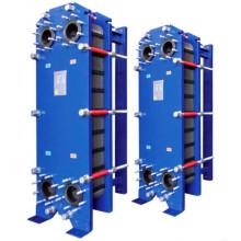 Intercambiador de calor de placa plana Vicarb V13-G