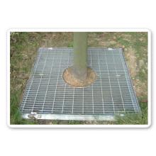 Cobertura de piscina de árvore faz árvore desfrutar plenamente do sol e ar