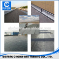 APP modified bitumen waterproofing membrane torch applied