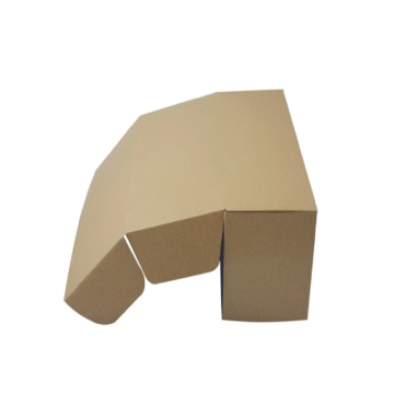 Custom logo printed recyclable carton shipping boxes