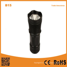 B15 Aluminum LED Flashlight Torch Best Quality Outdoor Security Flashlight