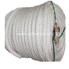 Good Quality for Best Nylon Rope, 8 Strand Nylon Rope, 12 Strand Nylon Rope, Nylon Winch Cable, Nylon Polyamide Rope Manufacturer in China Nylon Rope Double Braid with Green Track Line supply to Hungary Manufacturers